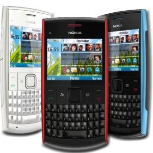 NOKIA-X2-01 PHONE