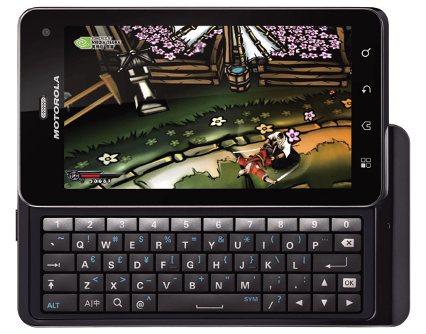 Motorola DROID 3 features specifications