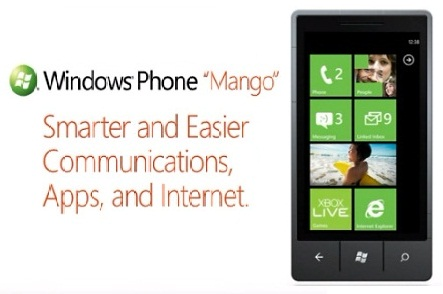 Windows Phone Mango Features1 What's new Features in Windows Phone Mango a.k.a. Windows Phone 7.1 ?