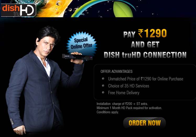 Dish TruHD offer