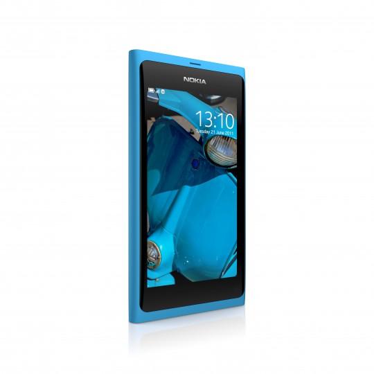 Nokia N9 mobile
