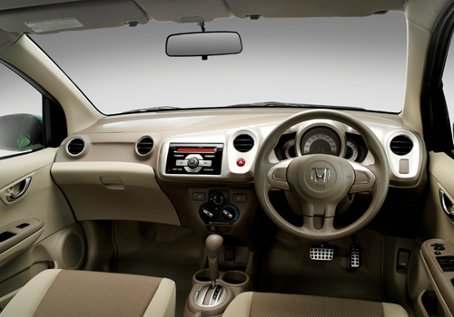 Honda Brio Interior Honda Brio Features and Specifications Review,Price Details : Honda Brio Price.