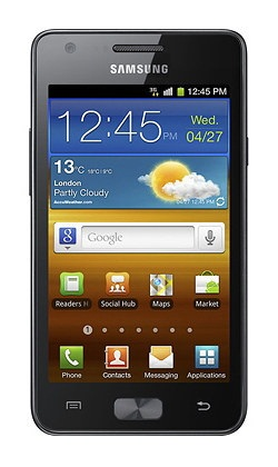Samsung Galaxy Z features